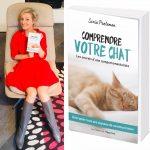 Parution du livre «Comprendre votre chat»- Sonia Paeleman